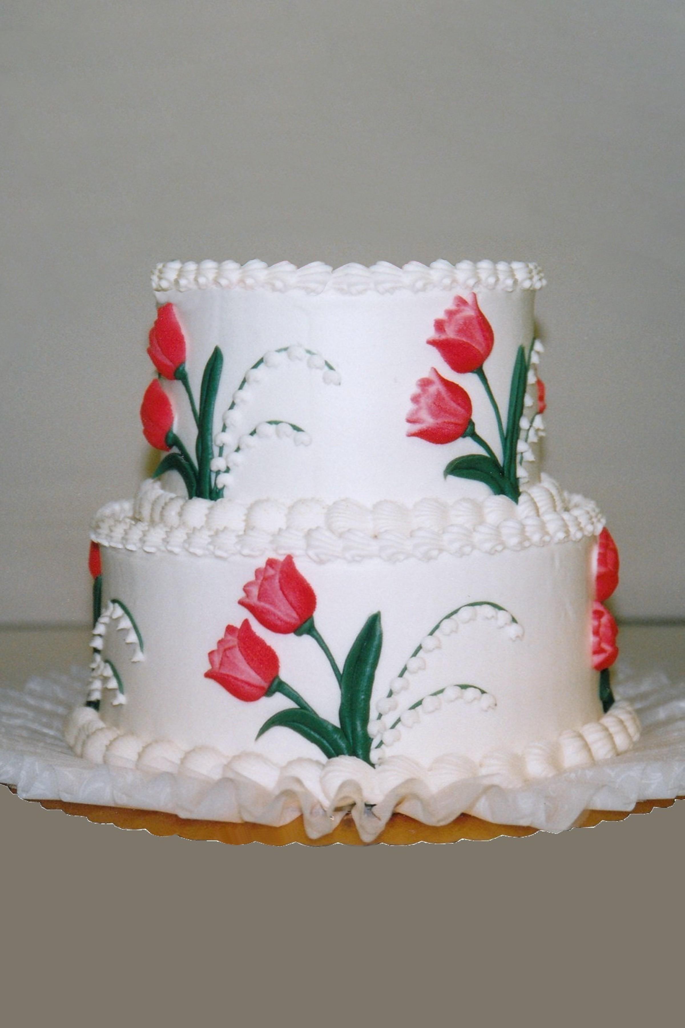 Wedding Cake Gallery @ Manderfield\'s Home Bakery